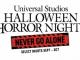 Universal Studios Halloween Horror Nights - Never Go Alone - Select Nights September through October